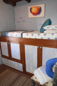 Litera o literas de una habitación en La Casa Del Sol