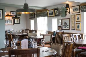 A restaurant or other place to eat at Innkeeper's Lodge Newcastle, Cramlington