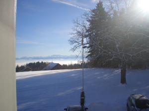 Guggibad Gasthof & Grill im Winter