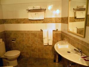 Un baño de Hotel Rural El Verdenal