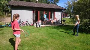 Barn som bor på Isaberg Mountain Resort