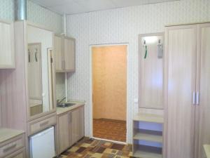 Кухня или мини-кухня в Гостиница Отель