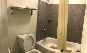 Americas Best Value Inn-Nashville/Airport Southにあるバスルーム