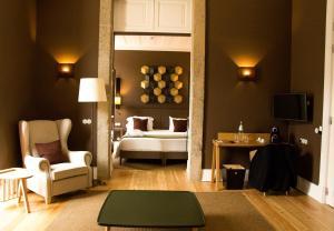 A seating area at Longroiva Hotel Rural e Termal Spa
