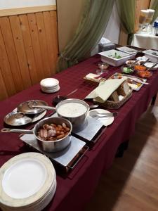 Restoran või mõni muu söögikoht majutusasutuses Waide Motel