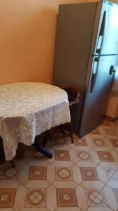 Cama ou camas em um quarto em Shuvelan Cottage House