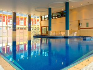 The swimming pool at or near The Lady Gregory Hotel, Swan Leisure Club