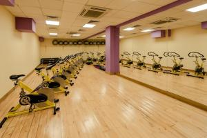 The fitness center and/or fitness facilities at Rochestown Lodge Hotel & Spa