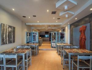 Εστιατόριο ή άλλο μέρος για φαγητό στο Dias Hotel & Spa