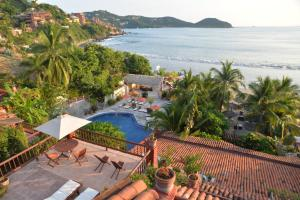 Vista de la piscina de Hotel Aura del Mar o alrededores