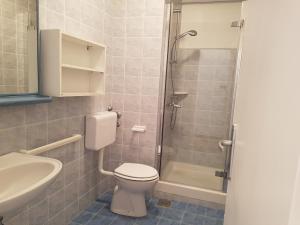 Ванная комната в Apartments Siga