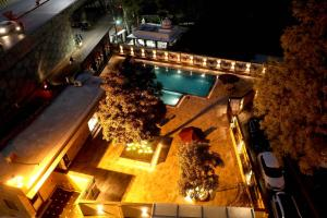 A bird's-eye view of The Fern Residency Udaipur