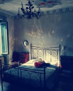 Кровать или кровати в номере Bed & Breakfast Villa Palma