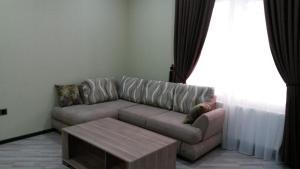 Uma área de estar em Bala Kur Lux otel