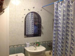 Ванная комната в Apartment on Lyzhnaya 5