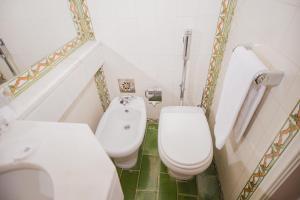 A bathroom at Albergaria Senhora do Monte