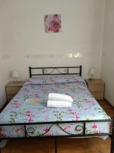 A bed or beds in a room at Venice Star - locazione turistica