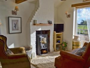 A seating area at Kennelmans Cottage