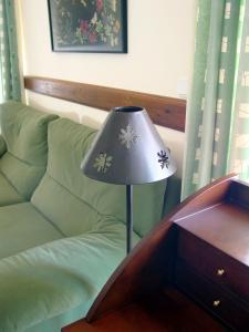 Uma área de estar em Hotel Coruche - Quinta do Lago Verde