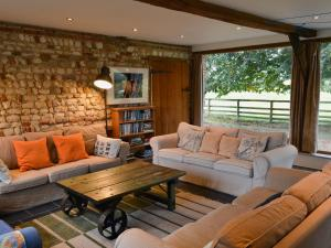 A seating area at The Granary