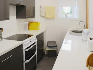A kitchen or kitchenette at Foundry Bank