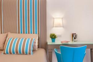 Letto o letti in una camera di Kira Guest House