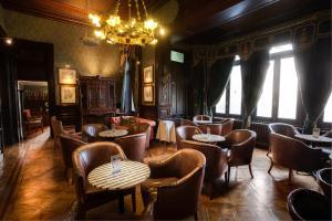 El salón o zona de bar de Hotel José Nogueira