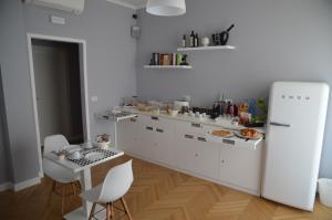 Cucina o angolo cottura di Room 56