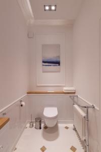 A bathroom at JP Sopot Apartamenty