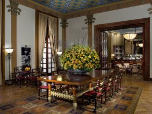 Restaurant ou autre lieu de restauration dans l'établissement King David Hotel Jerusalem