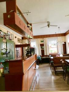 Lounge oder Bar in der Unterkunft Gwörthwirt