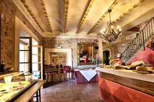 Ресторан / где поесть в La Posada del Marqués