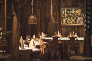 Restavracija oz. druge možnosti za prehrano v nastanitvi Natura Amon