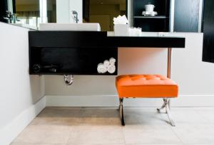 A kitchen or kitchenette at Hotel Current