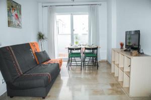 Zona de estar de Apartamento Juan de Herrera