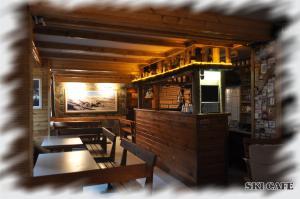 Salon ili bar u objektu Konak - Popova Sapka