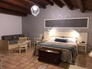 Letto o letti in una camera di Artemisia Resort