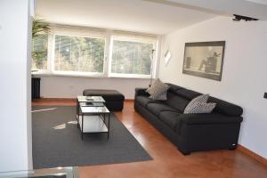 Area soggiorno di Design Apartment in Rome