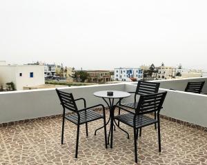 Балкон або тераса в Villa Agas