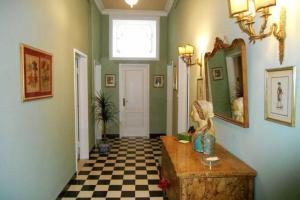 Hall o reception di Residenza Arrivabene