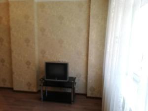"""Телевизор и/или развлекательный центр в Apartment """"Victoriya"""" on Prospekt Lenina"""