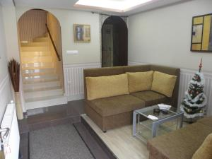 A seating area at Ego Guest House