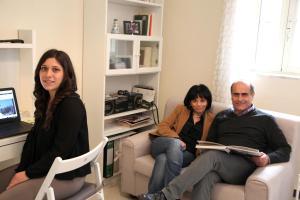 Guests staying at Villa Cennamo Residence