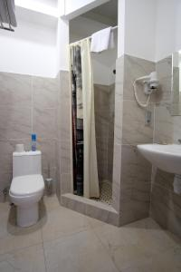 A bathroom at Meridian Domodedovo