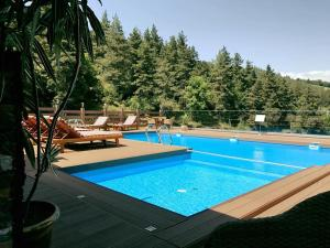 The swimming pool at or near Best Western Plus Paradise Hotel Dilijan