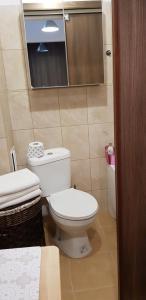 Łazienka w obiekcie Apartament Aga1
