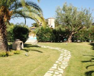 Giardino di Villa Tres Joliè
