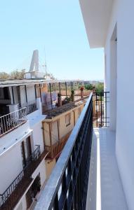 Un balcón o terraza de 360° Old town Marbella