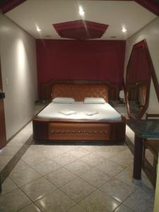 A bed or beds in a room at Rodotel Venus (Adults Only)