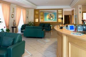 Hall o reception di Villa Maria